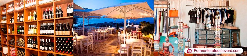 Guía de restaurantes, bares y chiringuitos de Formentera | www.formenterafoodlovers.com